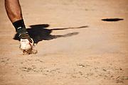 Belo Horizonte_MG, Brasil...1a Copa Kaiser de Futebol Amador de Belo Horizonte. Na foto partida entre Gremio x Verona...1st Kaiser Cup of Amateur Football in Belo Horizonte. The match was between Gremio x Verona...Foto: NIDIN SANCHES / NITRO