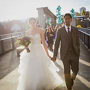 Justine Warren Wedding