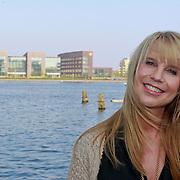 NLD/Amsterdam/20110420 - Presentatie nieuwe editie L' Homme, Linda de Mol