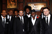 The Roots attend The Comedy Awards taping at the Hammerstein Ballroom in New York City on March 26, 2011.