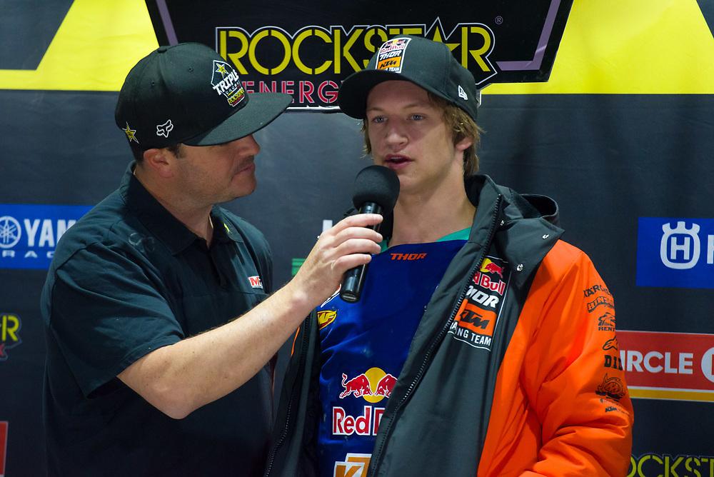 2018 Rockstar Energy Triple Crown Series<br /> Sarnia, Ontario<br /> April 7, 2018