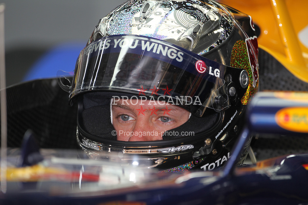 Motorsports / Formula 1: World Championship 2010, GP of Korea, 05 Sebastian Vettel (GER, Red Bull Racing),