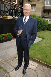 PAUL O'GRADY at a reception for the Friends of The Castle of Mey held at The Goring Hotel, London on 20th May 2008.<br />