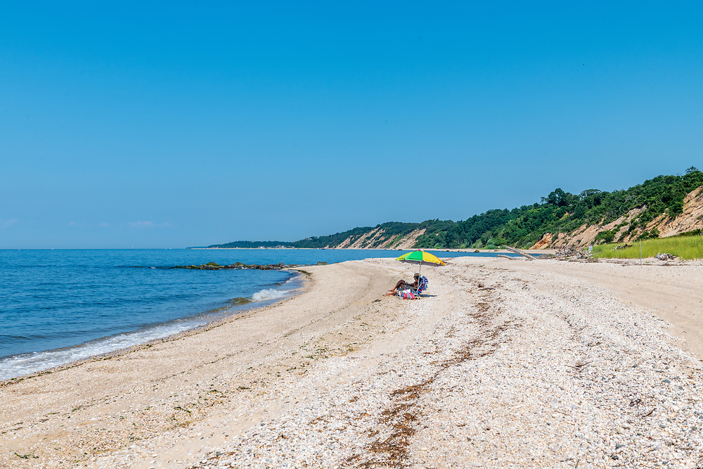 """Long Island Sound, Hallock State Park Preserve , Riverhead, NY, A""""  225-acre state park and nature preserve located in the towns of Riverhead and Southold in Suffolk County, New York"""""""
