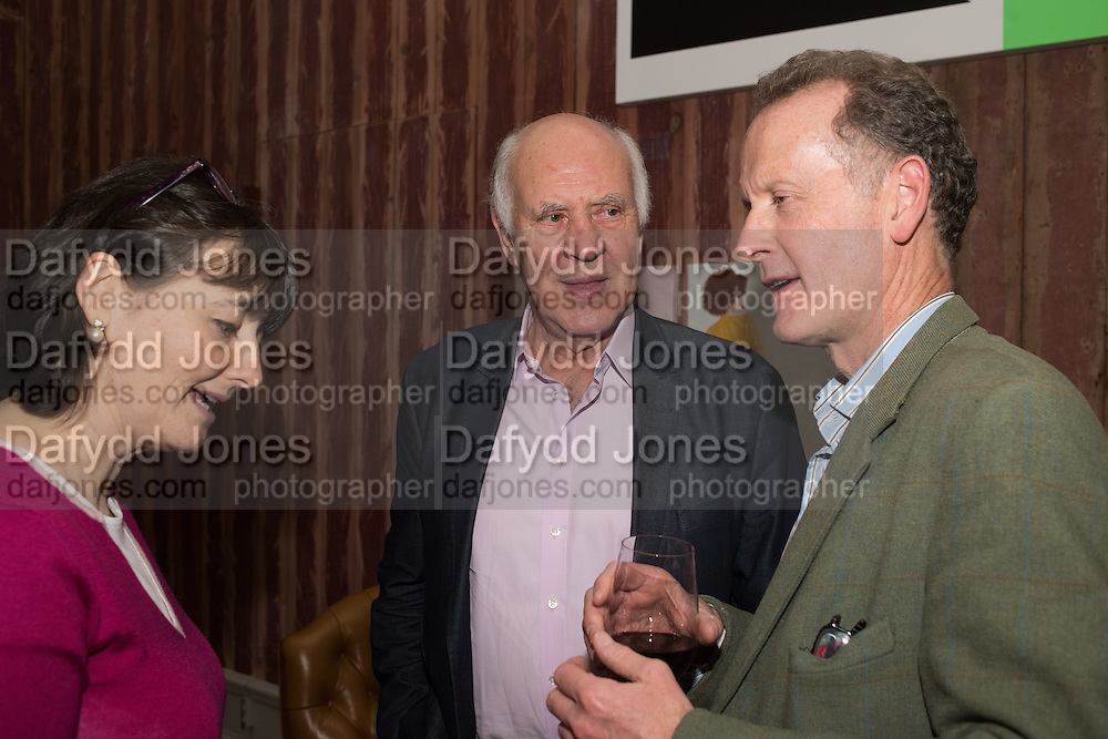 GEORGIA COLERIDGE; MICHAEL COCKERELL,, Party afterwards at the Royal Academy, Premiere of Revolution, New Art For a New World ,  Curzon cinema , London. 10 Nov 2016