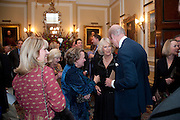 SALLY ANN WHETHERLY; CAMILLA DUCHESS OF CORNWALL; NICK PETO, The Lady Joseph Trust, fundraising party.<br /> Camilla, Duchess of Cornwall  attends gala fundraising event as newly appointed President of the charity. The Lady Joseph Trust was formed in 2009 to raise funds to acquire horses for the UKÕs top Paralympic riders Cavalry and Guards Club, 127 Piccadilly, London,<br /> 26 October 2011. <br /> <br />  , -DO NOT ARCHIVE-© Copyright Photograph by Dafydd Jones. 248 Clapham Rd. London SW9 0PZ. Tel 0207 820 0771. www.dafjones.com.<br /> SALLY ANN WHETHERLY; CAMILLA DUCHESS OF CORNWALL; NICK PETO, The Lady Joseph Trust, fundraising party.<br /> Camilla, Duchess of Cornwall  attends gala fundraising event as newly appointed President of the charity. The Lady Joseph Trust was formed in 2009 to raise funds to acquire horses for the UK's top Paralympic riders Cavalry and Guards Club, 127 Piccadilly, London,<br /> 26 October 2011. <br /> <br />  , -DO NOT ARCHIVE-© Copyright Photograph by Dafydd Jones. 248 Clapham Rd. London SW9 0PZ. Tel 0207 820 0771. www.dafjones.com.