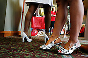The Mom's Weekend Fashion Show was put on May 5, 2007 in the Baker Ballroom.