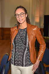 Lily Becker at the ASAP VIP lunch (African Solutions To African Problems) held at the RHS Lindley Hall, 80 Vincent Square, London, England. 10 October 2018.