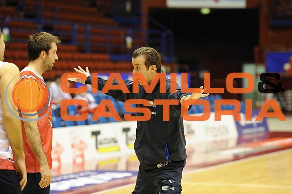 DESCRIZIONE : Milano Agos Ducato All Star Game 2011<br /> GIOCATORE : <br /> SQUADRA : Italia Nazionale Maschile<br /> EVENTO : All Star Game 2011<br /> GARA : Italia All Star Team<br /> DATA : 11/03/2011<br /> CATEGORIA : allenamento<br /> SPORT : Pallacanestro<br /> AUTORE : Agenzia Ciamillo-Castoria/C.De Massis<br /> Galleria : FIP Nazionali 2011<br /> Fotonotizia :  Milano Agos Ducato All Star Game 2011<br /> Predefinita :