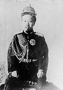 Prince Imperial Ui, the Prince Imperial of Korea, (1877 – 1955) fifth son of Emperor Gwangmu of Korea. He could not become the Crown Prince, even though he was older than his brother Prince Imperial Yeong, because the Japanese government disliked his rebellious nature. He was appointed special ambassador to Japan.