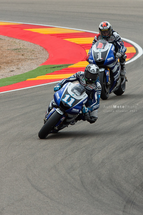 2011 MotoGP World Championship, Round 14, Motorland Aragon, Spain, 18 September 2011, Ben Spies