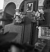 Italia, 2004, dal libro Ci resta il nome. Rovetta, Bergamo. 28 aprile 1945. 43 giovanissimi caduti della Repubblica Sociale fucilati dai partigiani. arte, arts, cultura, culture, monument, monumento, sito storico, heritage site