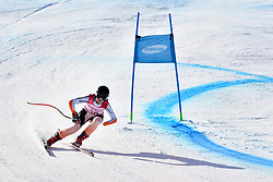 ROTHFUSS Andrea LW6/8-2 GER competing in ParaSkiAlpin, Para Alpine Skiing, Super G at PyeongChang2018 Winter Paralympic Games, South Korea.