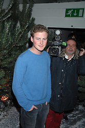 GUY PELLY at a party to present the Fall/Winter Collection 2007/2008 of Moncler the French mountaineering brand held at 10 Mercer Street, London WC2 on 13th February 2007.<br /><br />NON EXCLUSIVE - WORLD RIGHTS