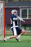 May 1, 2009:    #13 Benzing, Kevin of Quinnipiac in action during the NCAA Lacrosse game between Notre Dame and Quinnipiac at GWLL Tournament in Birmingham, Michigan. (Credit Image: Rick Osentoski/Cal Sport Media)