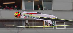 02.01.2011, Bergisel, Innsbruck, AUT, Vierschanzentournee, Innsbruck, Qualifikation, im Bild // Hilde Tom (NOR) // during the 59th Four Hills Tournament Training in Innsbruck, EXPA Pictures © 2011, PhotoCredit: EXPA/ J. Feichter