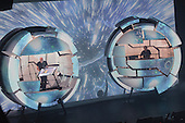 INFECTED MUSHROOM, THE UNVEILING TOUR 2012