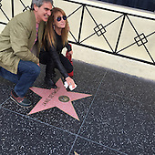 Jane Seymour was reduced to cleaning her own star on the walk of fame