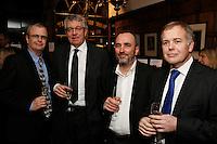 Richard Griffiths, Chris Organ, David Munns & Brian Howard