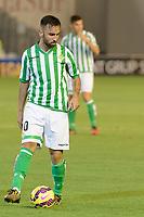 Nono during the match between Real Betis and Recreativo de Huelva day 10 of the spanish Adelante League 2014-2015 014-2015 played at the Benito Villamarin stadium of Seville. (PHOTO: CARLOS BOUZA / BOUZA PRESS / ALTER PHOTOS)
