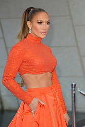 June 4, 2019 - New York, NY, USA - June 3, 2019  New York City..Jennifer Lopez attending CFDA Fashion Awards arrivals at the Brooklyn Museum on June 3, 2019 in New York City. (Credit Image: © Kristin Callahan/Ace Pictures via ZUMA Press)