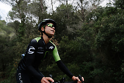Kristabel Doebel-Hickok - Cylance Pro Cycling Pre Season Camp 2018 - Cambrils Training Ride