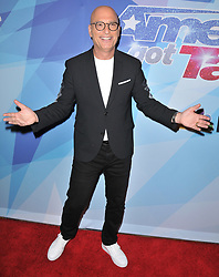 "Howie Mandel at the NBC ""America's Got Talent"" Season 12 Live Show held at the Dolby Theater in Hollywood, CA on Tuesday, August 22, 2017. (Photo By Sthanlee B. Mirador/Sipa USA)"