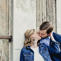 Mason & Lynsey Engagement Album French Quarter New Orleans | 1216 Studio New Orleans Wedding Photographers 2014