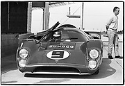 Sebring 12-Hour race • March 22, 1969 • Lola T70 Mk 3B GT #9 * Chevrolet V8 5-liter S5.0 • DNF, co-driver Ronnie Buckum • entered by Roger Penske •