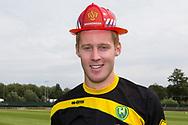 DEN HAAG, ADO Den Haag speler Mike van Duinen voor voetbalblad Goal, 26-06-2013, trainingscomplex Zuiderpark ADO Den Haag.