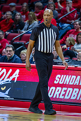 NORMAL, IL - January 07: Bert Smith during a college basketball game between the ISU Redbirds and the University of Missouri State Bears on January 07 2020 at Redbird Arena in Normal, IL. (Photo by Alan Look)