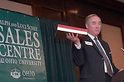 17901College of Business Celebration Honoring Ralph & Luci Schey and their naming of ?The Sales Centre at Ohio University? in Nelson Commons Thursday Oct. 19th, 2006...Glenn Corlett
