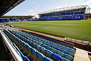 A general view of the stadium before the EFL Sky Bet League 1 match between Peterborough United and Wycombe Wanderers at London Road, Peterborough, England on 2 March 2019.