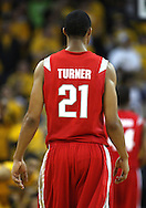 January 27, 2010: Ohio State guard/forward Evan Turner (21) during the second half of their game at Carver-Hawkeye Arena in Iowa City, Iowa on January 27, 2010. Ohio State defeated Iowa 65-57.