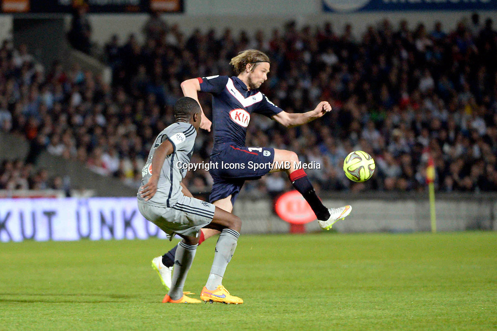 Jaroslav PLASIL - 12.04.2015 - Bordeaux / Marseille - 32eme journee de Ligue 1 <br />