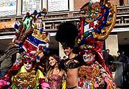 Carnaval de Baranquilla Colombia en Uruguay