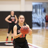 Women's Basketball: Ripon College Red Hawks vs. Grinnell College Pioneers