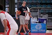 Paolo Conti<br /> Nazionale Senior maschile<br /> Allenamento<br /> World Qualifying Round 2019<br /> Bologna 12/09/2018<br /> Foto  Ciamillo-Castoria / Giuliociamillo