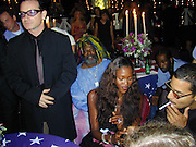 Bono, Georges Plimpton, David Blaine And<br />