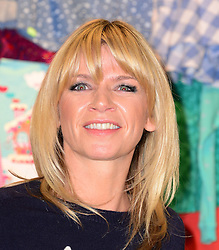 Zoe Ball at the launch in London of the 'Love, Mum' campaign by Marks & Spencer and Oxfam to raise money for mothers living in poverty,  Tuesday, 4th February 2014. Picture by Nils Jorgensen / i-Images