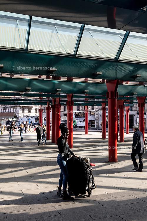 Milan, Piazza Cadorna
