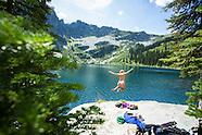 Little Spar Lake Backpacking Photos