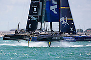 BAR sails into to the lead after the first day!