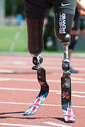 Behind the scenes, , , 2013 IPC Athletics World Championships, Lyon, France