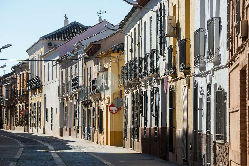 Calle Monjas. Manzanares. Ruta de Don Quijote. Ciudad Real ©Antonio Real Hurtado / PILAR REVILLA