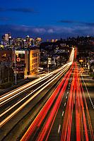 Aurora Avenue Illuminated