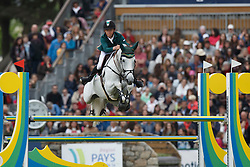 Allen Bertram, (IRL), Molly Malone V<br /> Furusiyya FEI Nations Cup presented by Longines<br /> Longines Jumping International de La Baule 2015<br /> &copy; Hippo Foto - Dirk Caremans<br /> 15/05/15