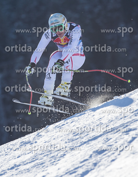 23.01.2013, Streif, Kitzbuehel, AUT, FIS Weltcup Ski Alpin, Abfahrt, Herren, 2. Training, im Bild Matthias Mayer (AUT) // Matthias Mayer of Austria in action during 2nd practice of mens Downhill of the FIS Ski Alpine World Cup at the Streif course, Kitzbuehel, Austria on 2013/01/23. EXPA Pictures © 2013, PhotoCredit: EXPA/ Johann Groder