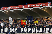 FOOTBALL - FRENCH CUP 2009/2010 - 1/8 FINAL - 10/02/2010 - GIRONDINS BORDEAUX v AS MONACO - PHOTO FRANCOIS FLAMAND / DPPI -<br /> AMBIANCE BORDEAUX