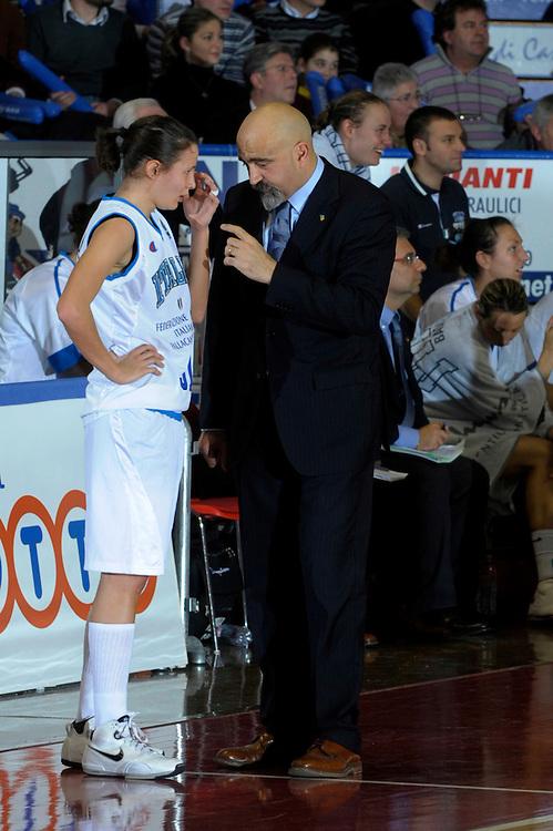 DESCRIZIONE : Venezia Additional Qualification Round Eurobasket Women 2009 Italia Croazia<br /> GIOCATORE : Sottana Ticchi<br /> SQUADRA : Nazionale Italia Donne<br /> EVENTO : Italia Croazia<br /> GARA :<br /> DATA : 10/01/2009<br /> CATEGORIA : Ritratto<br /> SPORT : Pallacanestro<br /> AUTORE : Agenzia Ciamillo-Castoria/M.Gregolin